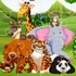 Wild Animals Jigsaw 2